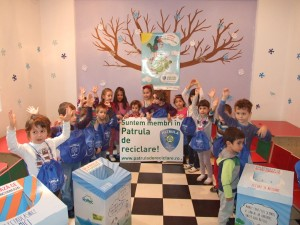 Patrula de reciclare Children's Joy